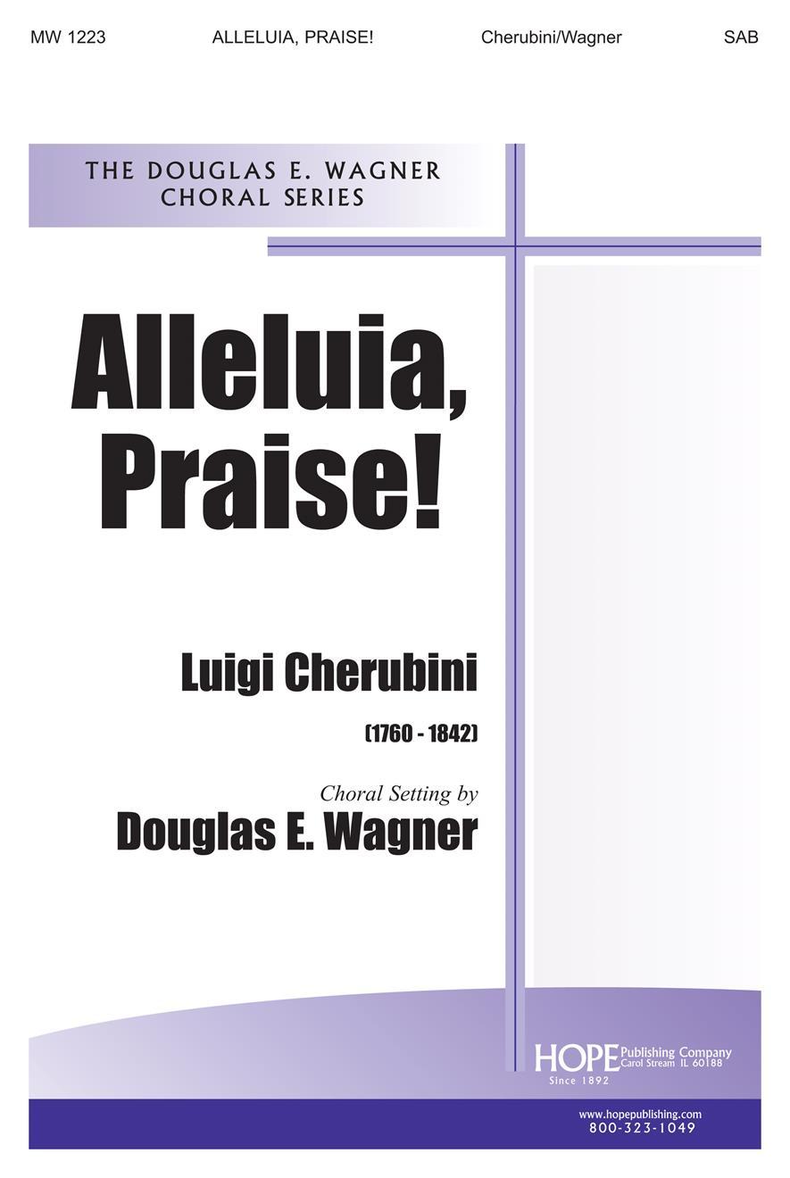 Alleluia Praise - SAB Cover Image