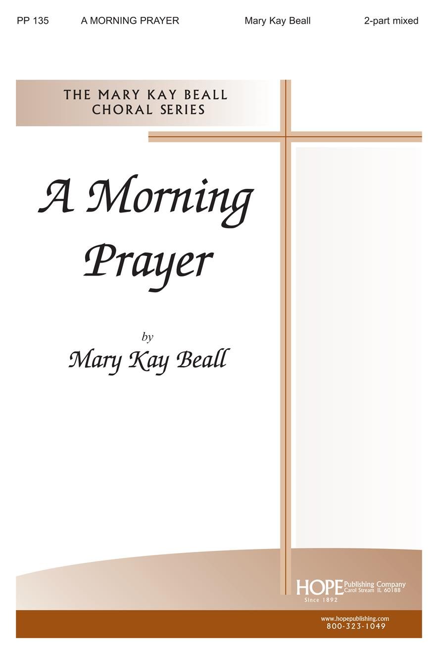Morning Prayer A - Two-Part Mixed Cover Image