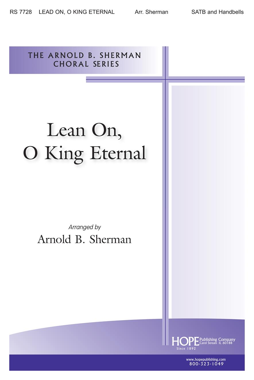 Lead On O King Eternal - SATB Cover Image