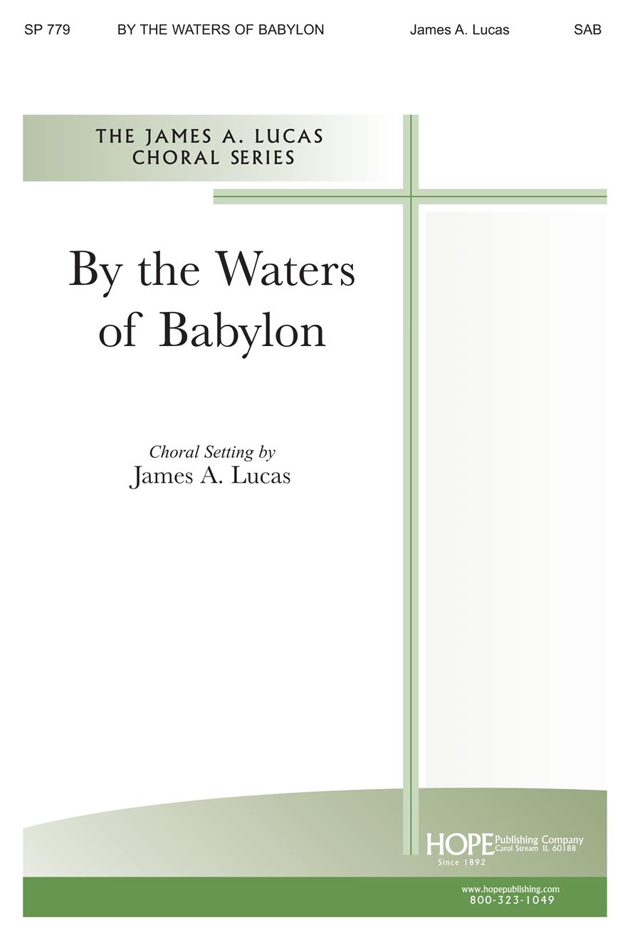 By the Waters of Babylon - SAB Cover Image