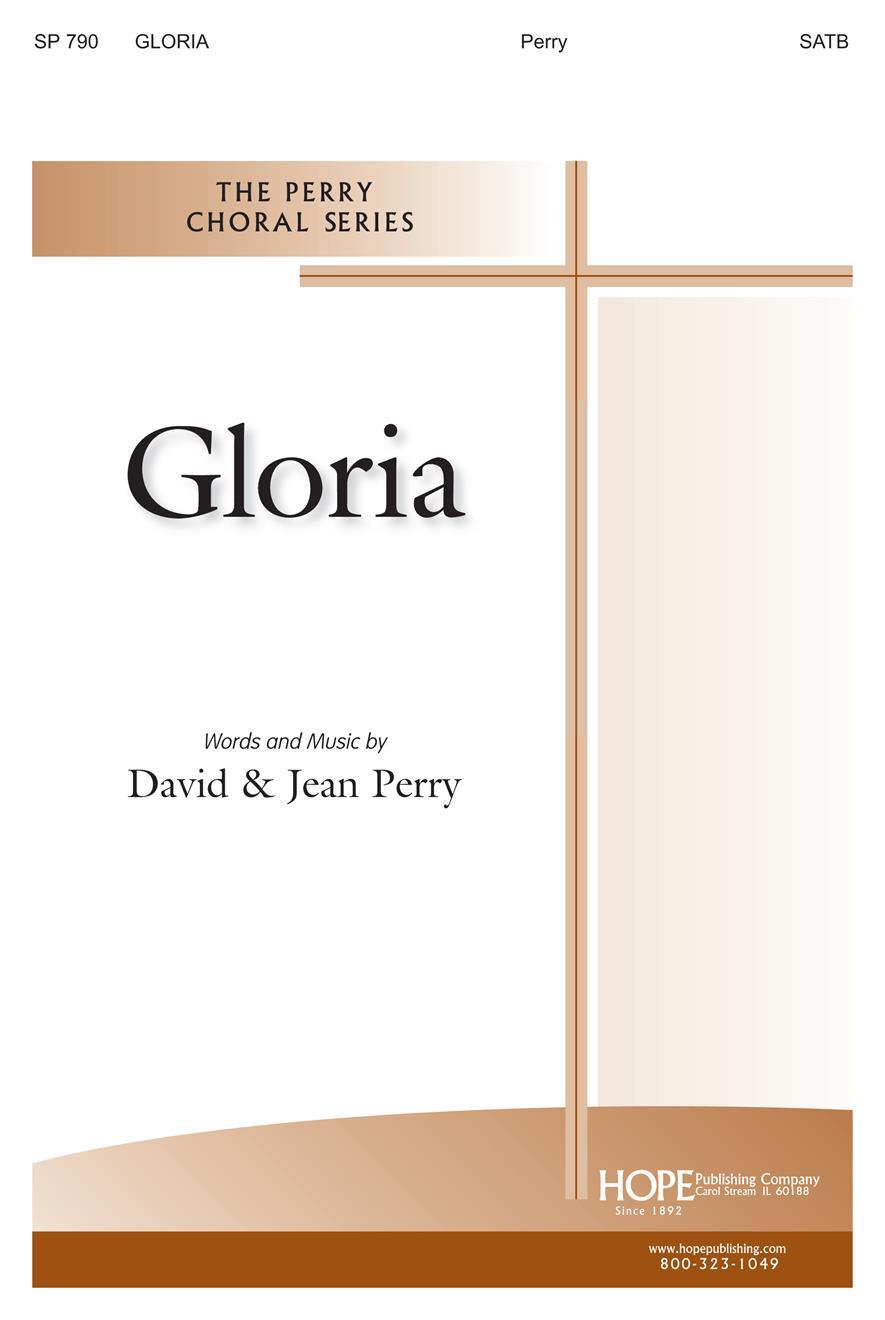 Gloria - SSA Cover Image