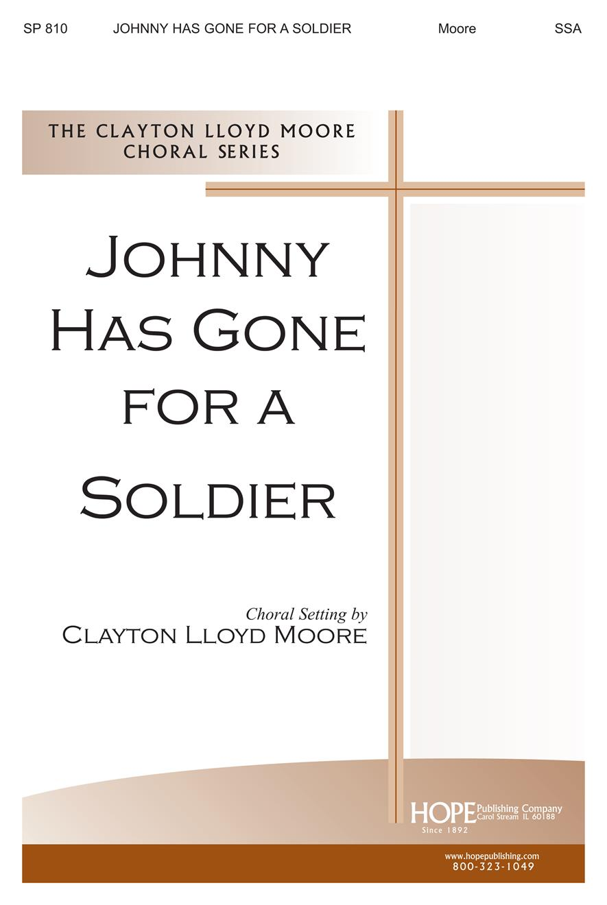 Johnny Has Gone for a Soldier - SSA Cover Image