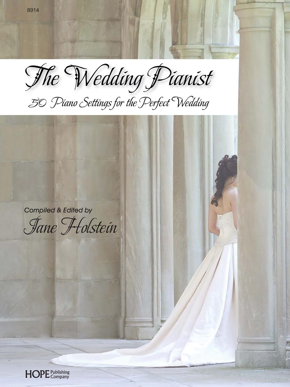 Wedding Pianist The - Piano collection Cover Image