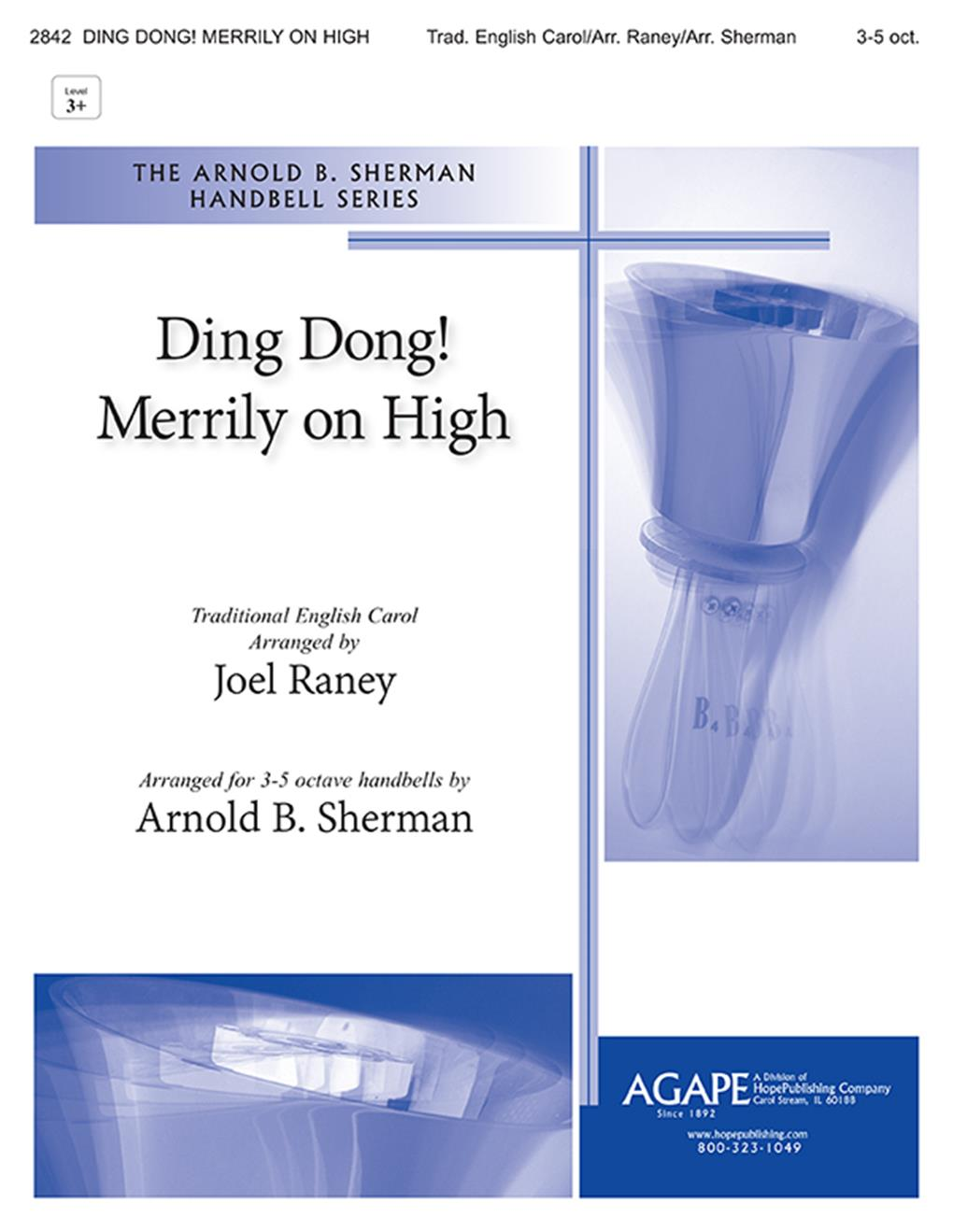 Ding Dong Merrily on High - 3-5 Oct. Cover Image