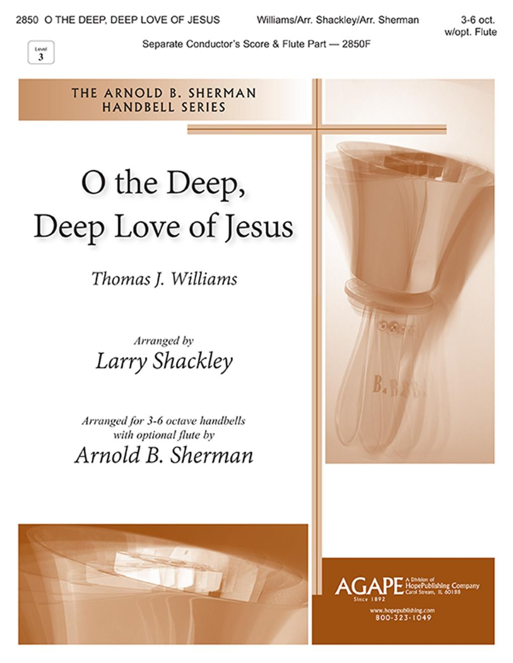 O The Deep Deep Love of Jesus - 3-6 oct. Cover Image