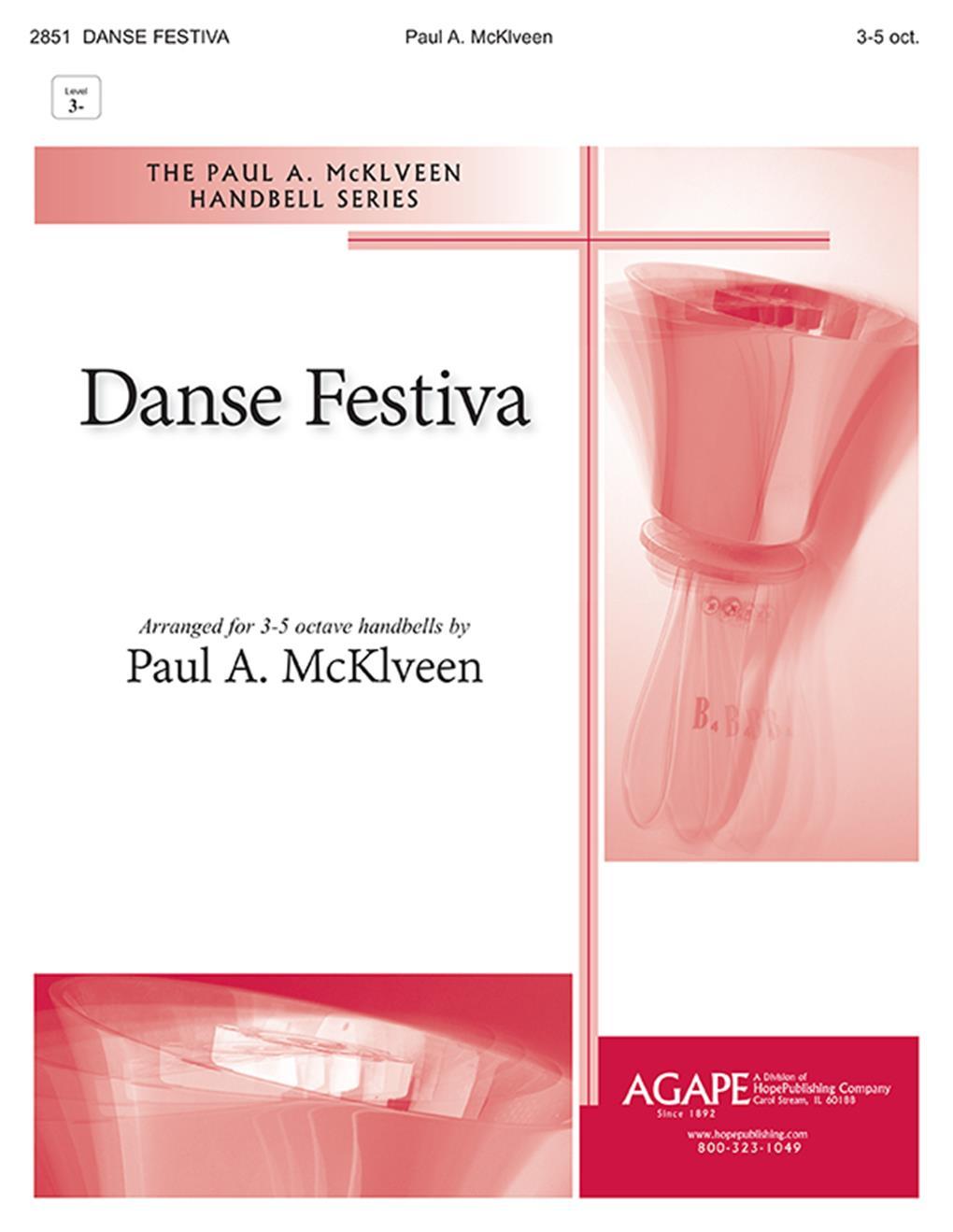 Danse Festiva - 3-5 oct. Cover Image