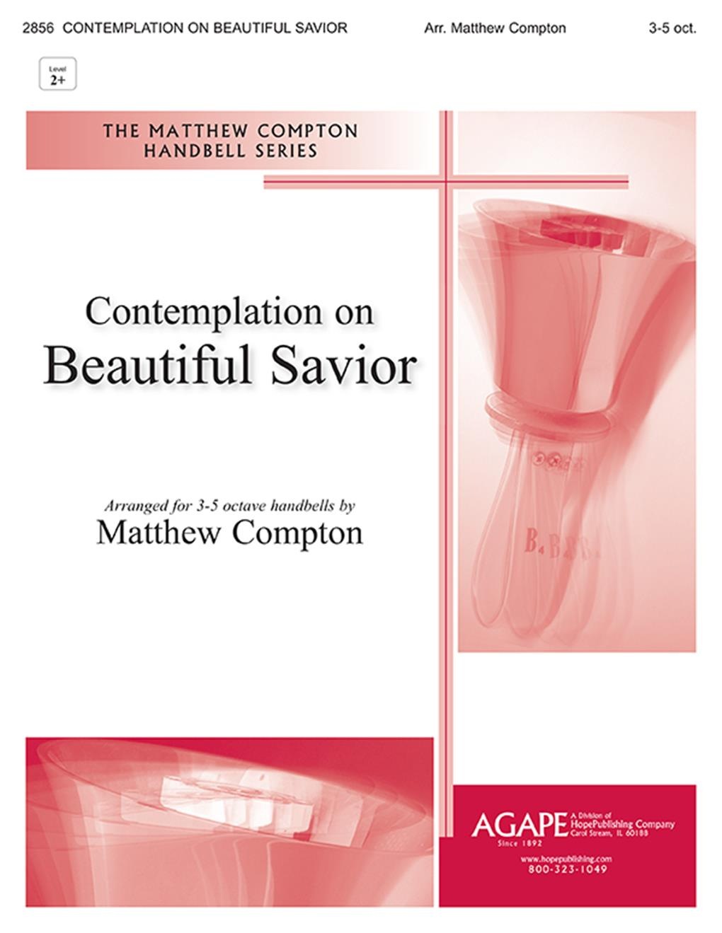 Comtemplation on Beautiful Savior-Cover Image