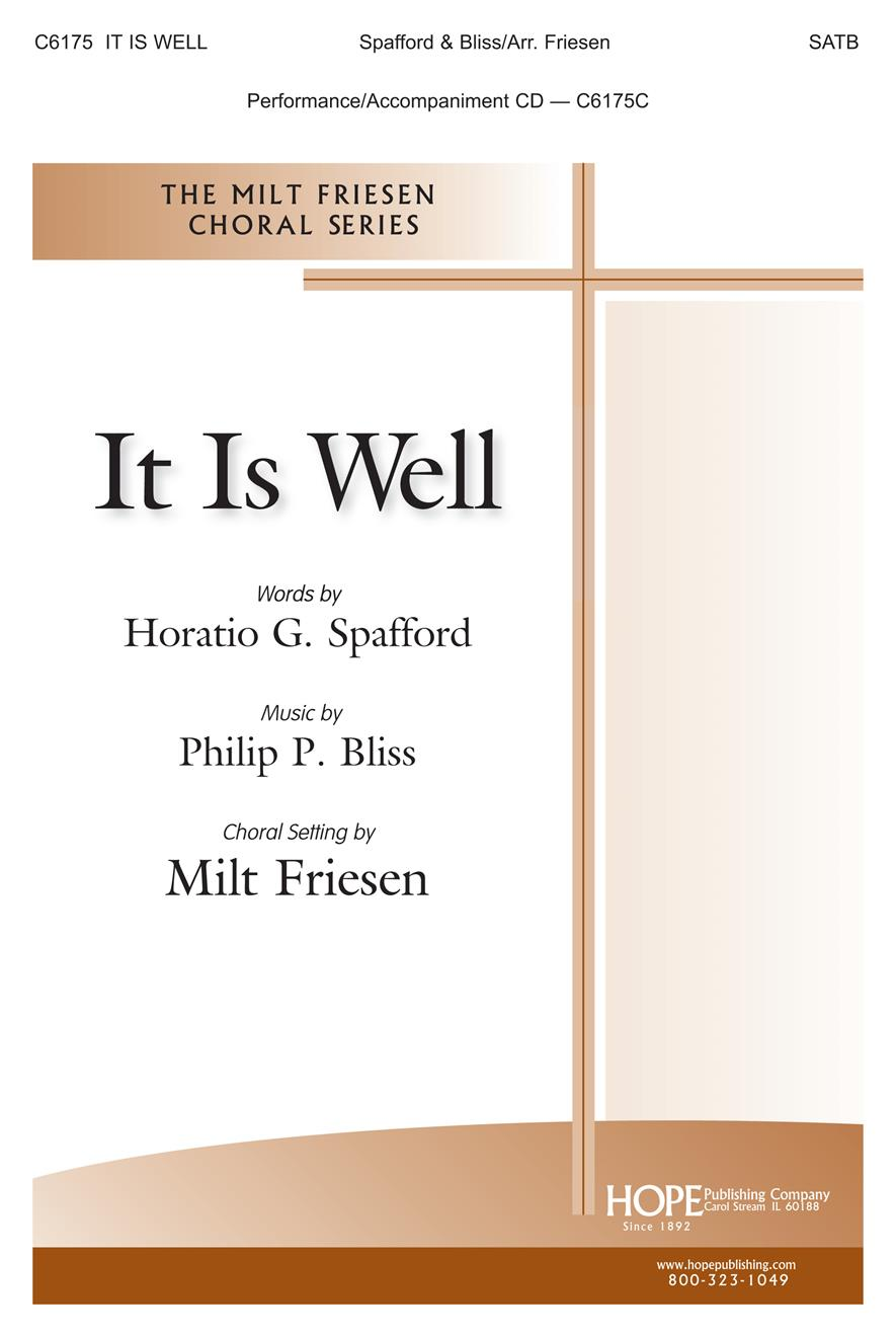 It Is Well-Cover Image
