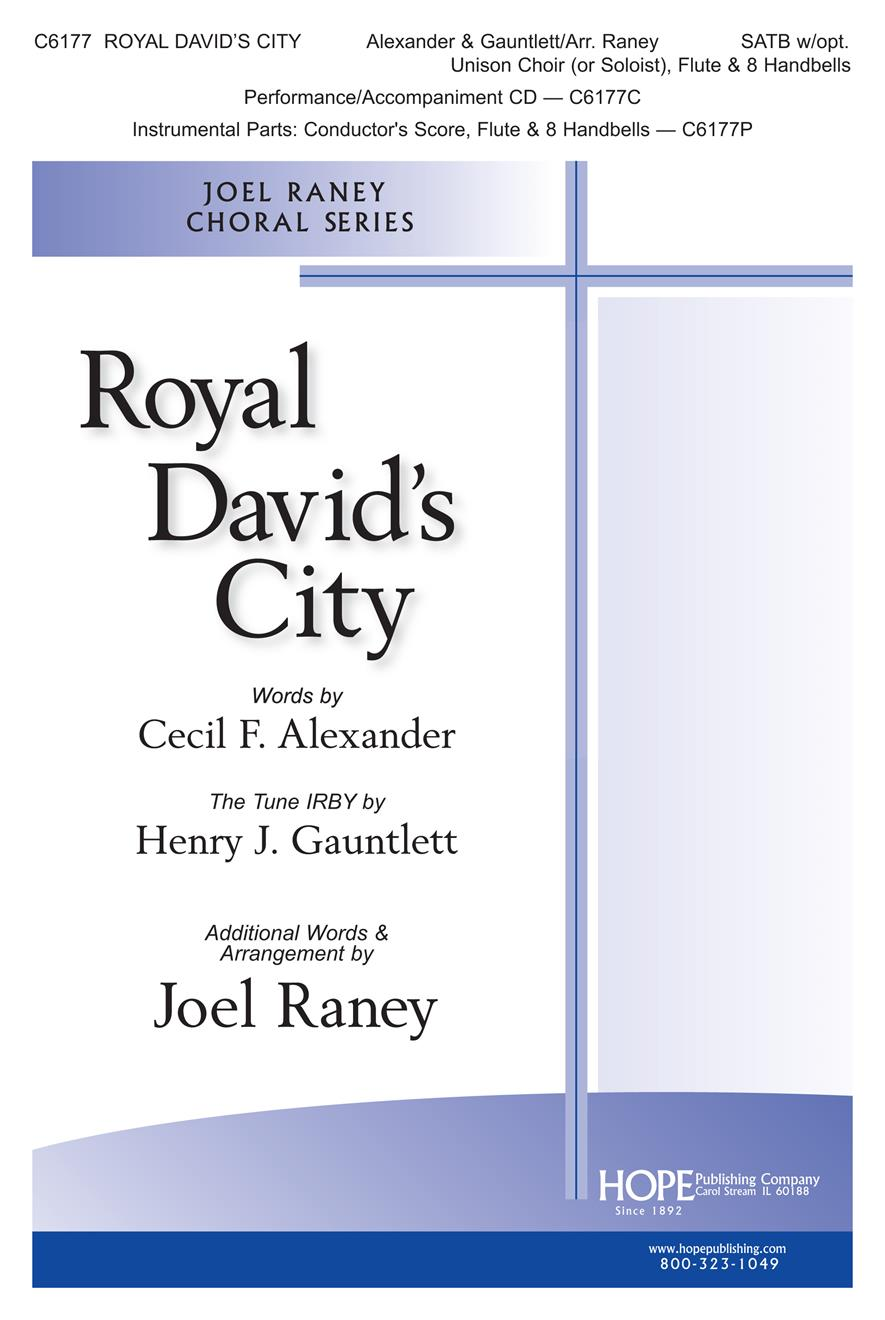 Royal David's City-Cover Image