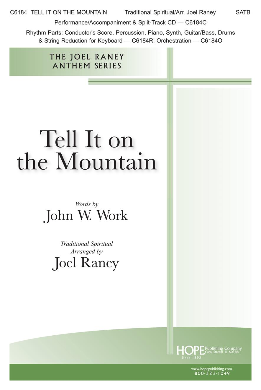 Tell It on the Mountain-Cover Image