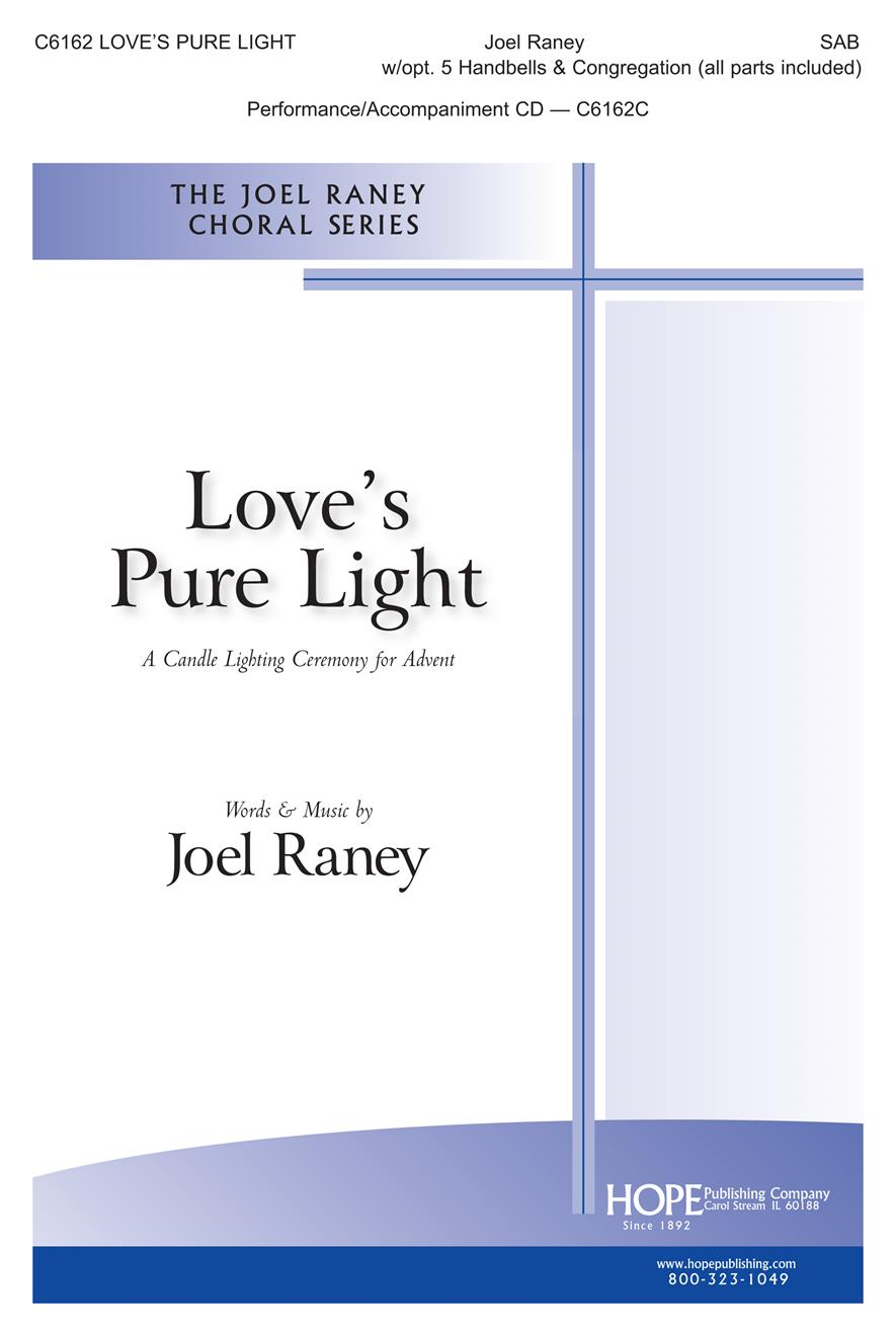 Love's Pure Light - SAB Cover Image