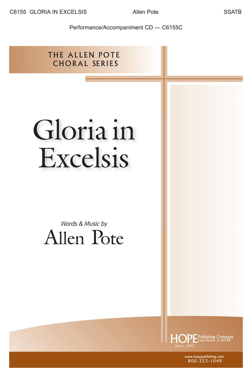 Gloria in Excelsis-Cover Image