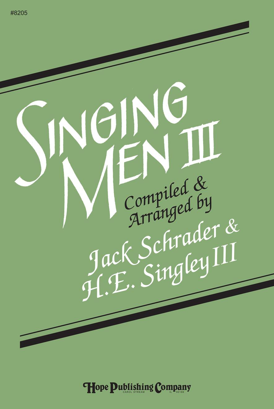 Singing Men III Cover Image