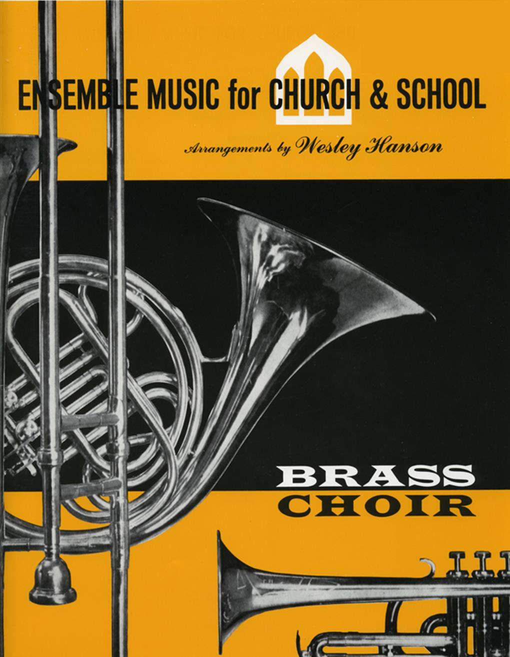 Ensemble Music for Church and School - Entire Set Cover Image