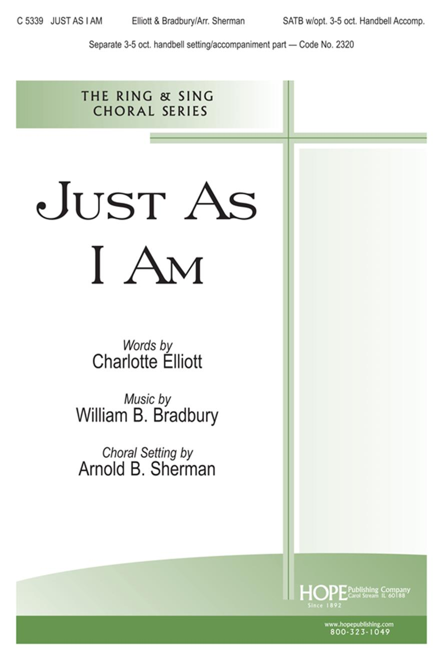 Just As I Am-Cover Image