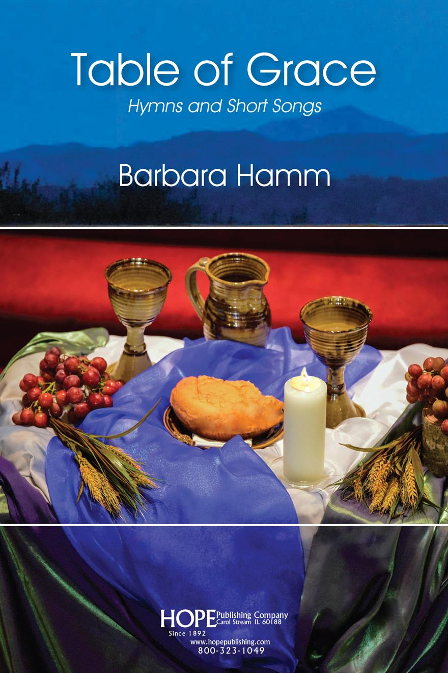 Table of Grace: Hymns and Short Songs Cover Image