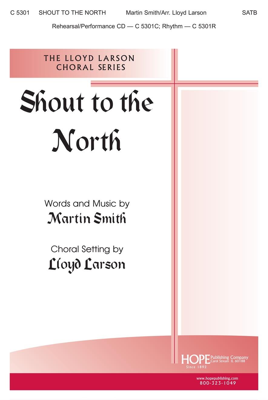 Shout to the North - SATB Cover Image