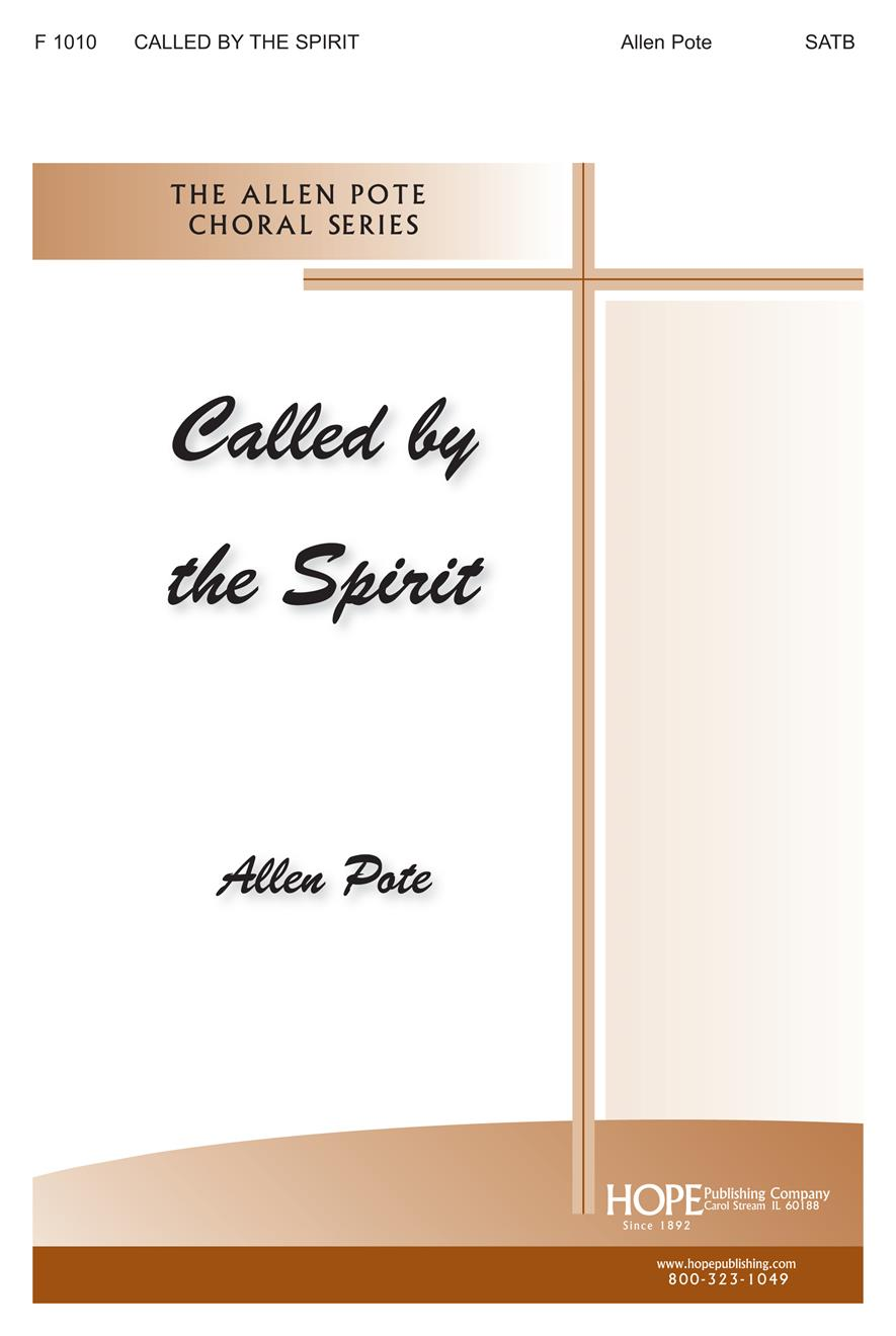Called by the Spirit - SATB Cover Image