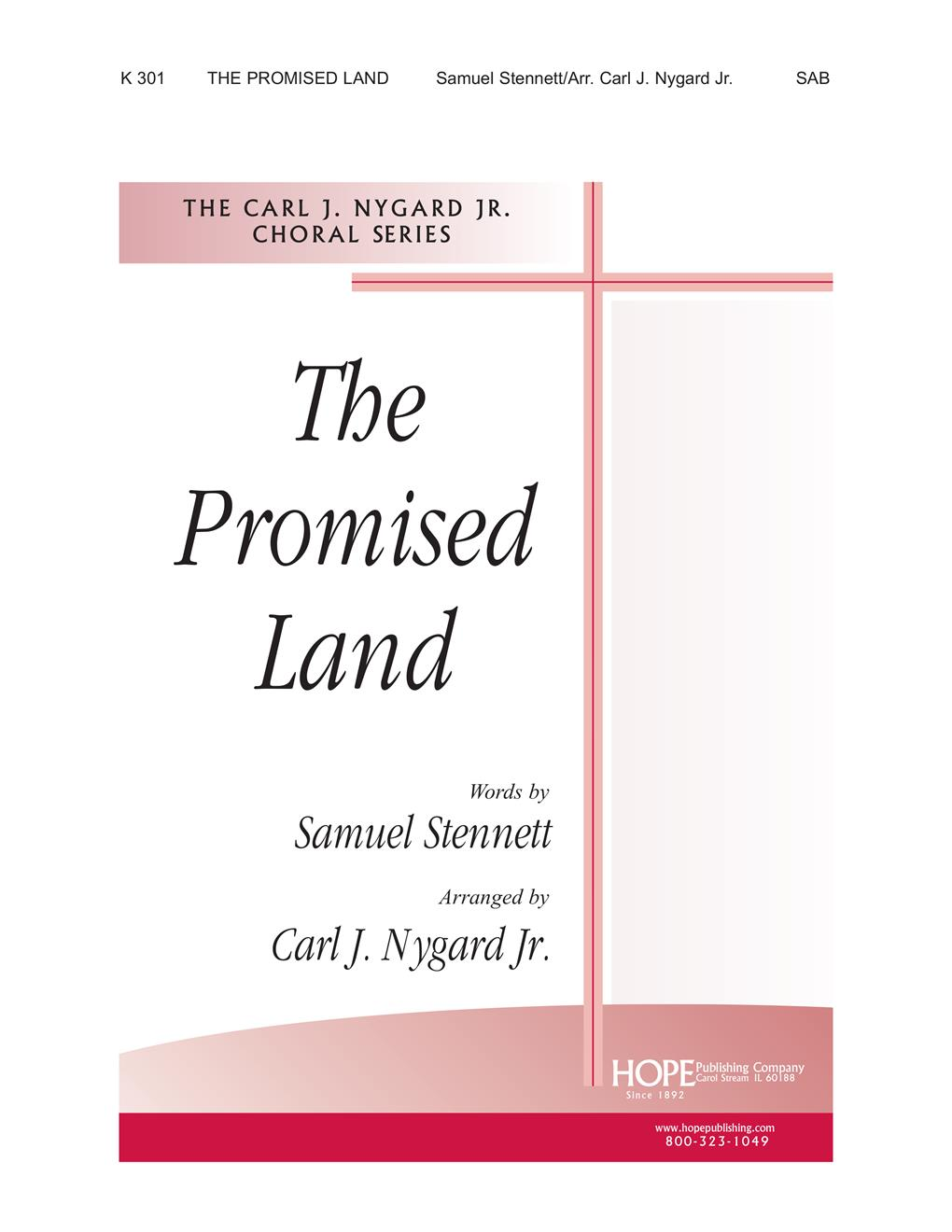 Promised Land The - SAB Cover Image