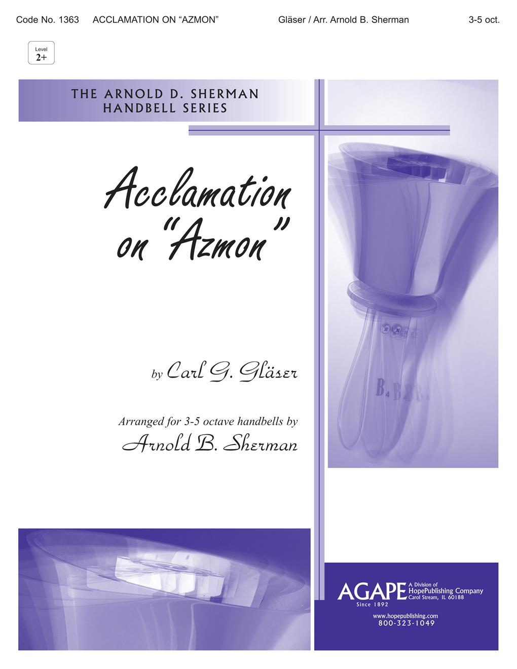 "Acclamation on ""Azmon"" - 3-5 oct. Cover Image"