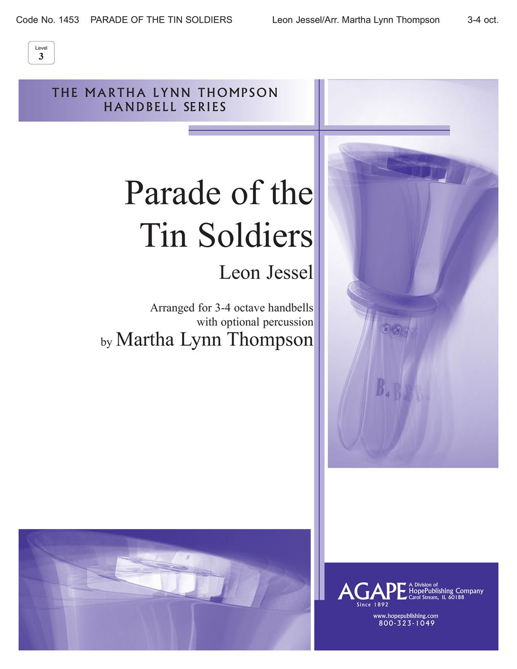 Parade of the Tin Soldiers - 3-4 Oct Cover Image