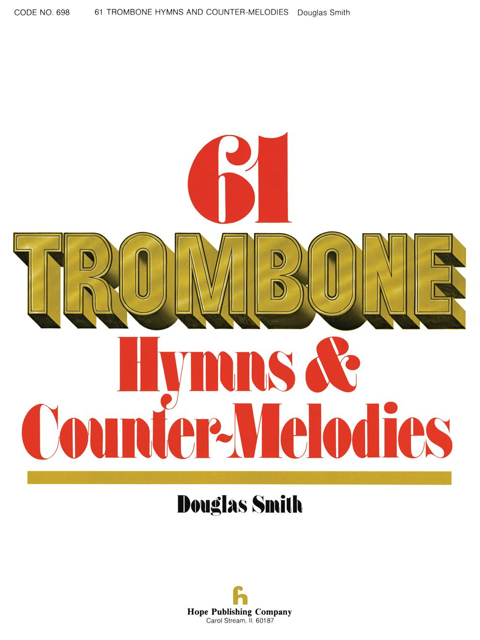 SIXTYONE TROMBONE HYMNS & CM V1 -Cover Image