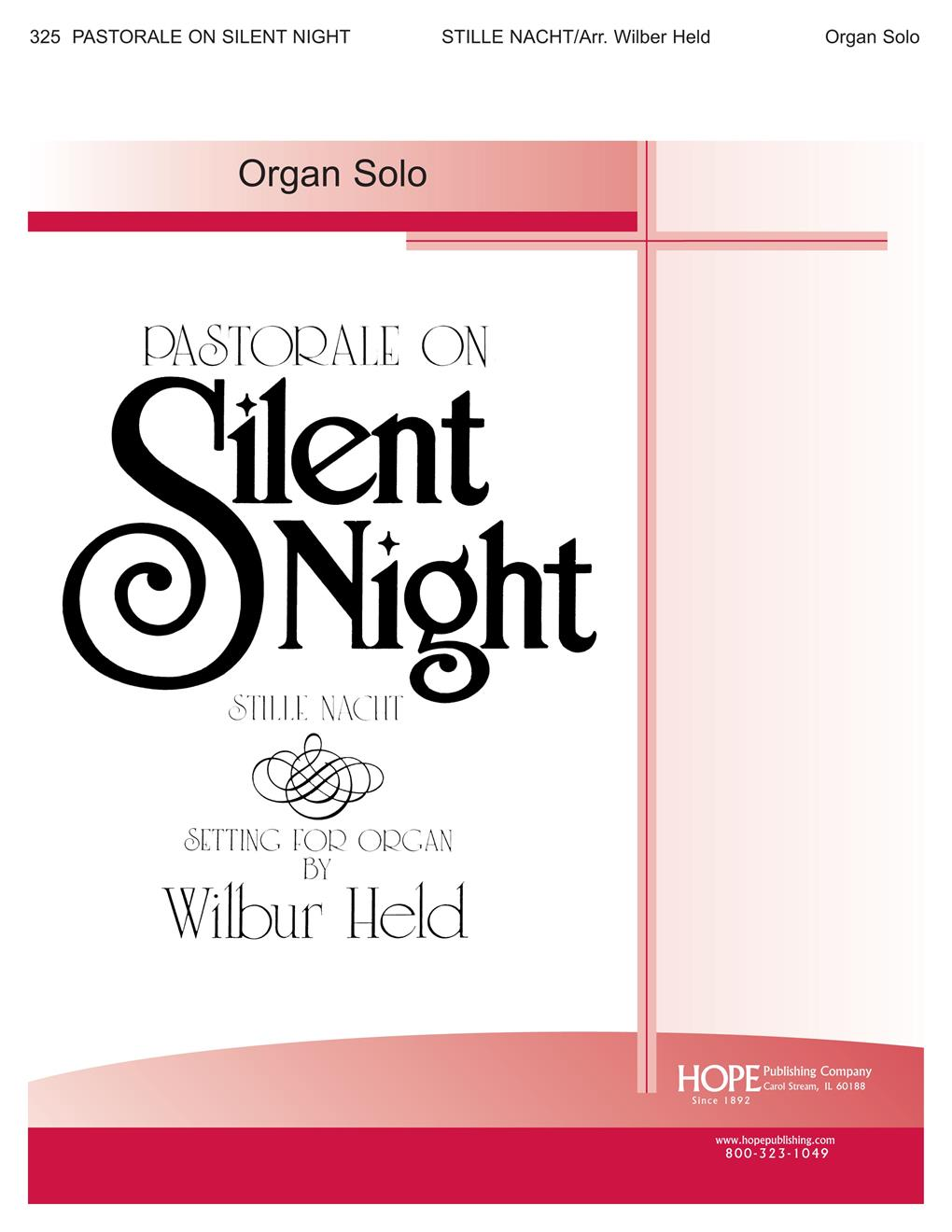"""PASTORALE ON """"SILENT NIGHT"""" - Cover Image"""