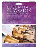 Essential Classics for 2-3 Octaves, Vol. 1 (Reproducible)-Digital Version