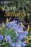 Easy Settings 6 - Score SAB Cover Image