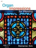 Organ Impressions for Worship - Organ collection