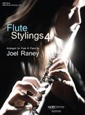 Flute Stylings Vol 4 - Flute with piano accomp - Score Cover Image