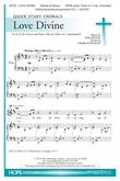 Love Divine - SATB-Digital Version Cover Image