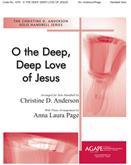O the Deep Deep Love of Jesus - Handbell Solo Cover Image