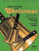 Ready to Ring for Christmas - 2 Octave Cover Image