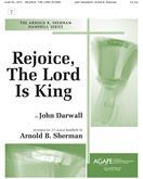 Rejoice the Lord Is King - 3-5 Oct. Cover Image
