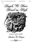 Angels We Have Heard on High - 3-5 Oct. Cover Image