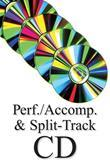 Let Me Walk with You - P/A & Split-Track CD