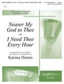 Nearer My God to Thee (I Need Thee Every Hour) - 3-5 Oct. Cover Image