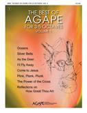 The Best of Agape for 3-5 Octaves Vol. 5 Cover Image