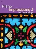 Piano Impressions for Worship Vol. 3 - Score Cover Image