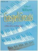 GOSPEL GREATS -WILS-P-O Cover Image