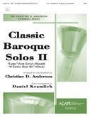 Classic Baroque Solos II-Digital Version