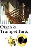 Triumphant Alleluia, A - Organ & Brass Parts-Digital Version