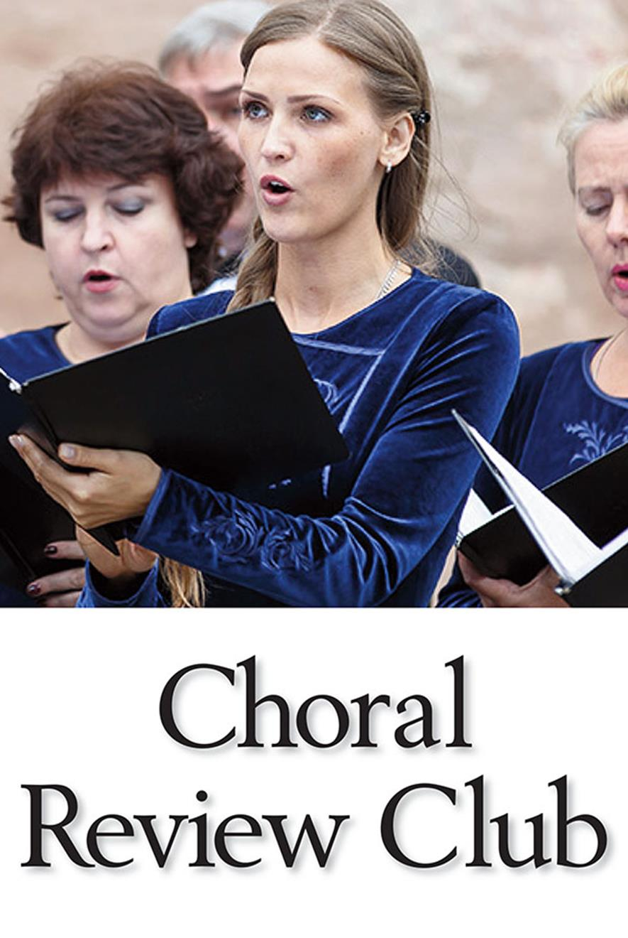 Choral Review Club Membership Cover Image