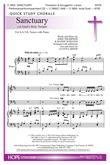 Sanctuary - SATB-Digital Version