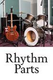 Holy Manna - Rhythm Parts-Digital Version
