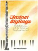 Clarinet Stylings-Digital Version