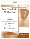 Now Thank We All Our God - Brass Parts-Digital Version