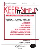 Keep It Simple 5 (Christmas Sacred and Secular) - 2 oct. Collection-Digital