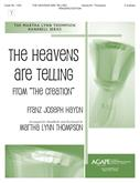 Heavens Are Telling, The - 3 Octave-Digital Version